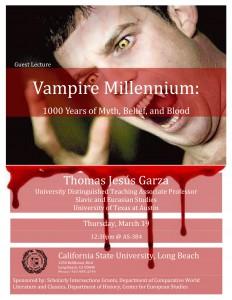 Garza Vampire_Millennium_Flier