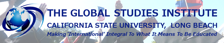 Global Studies Institute Banner