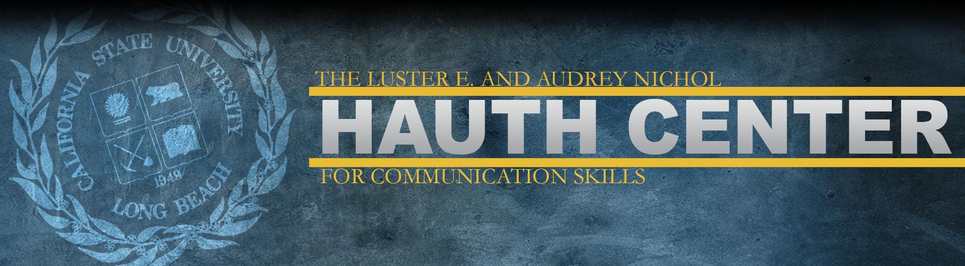 Hauth Center