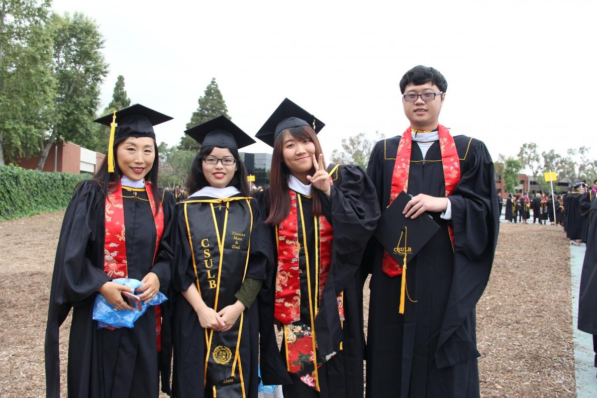 2018 Graduating MA Students