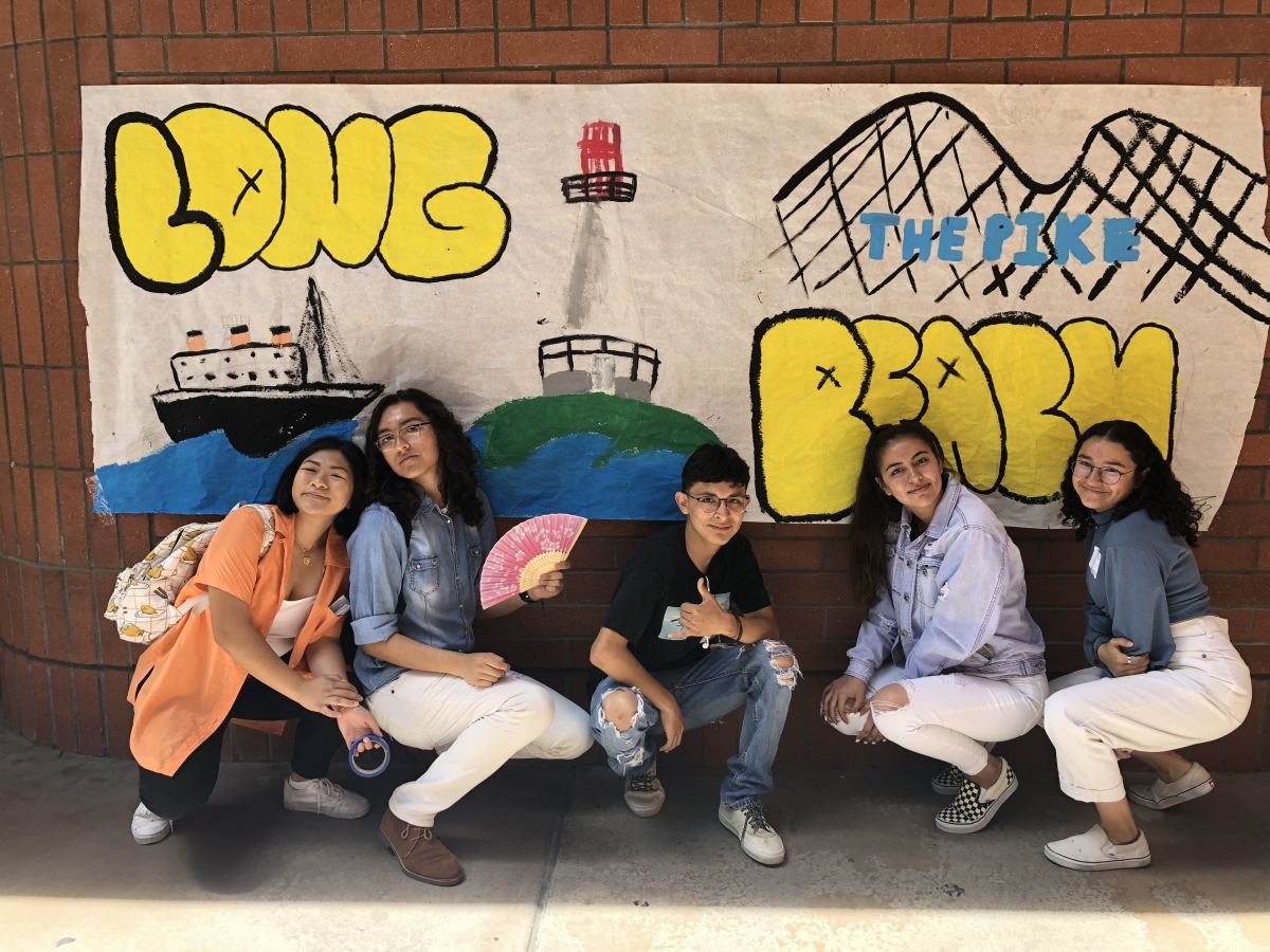 LBESI High School Students at the Ethnic Studies Conference, May 5, 2018