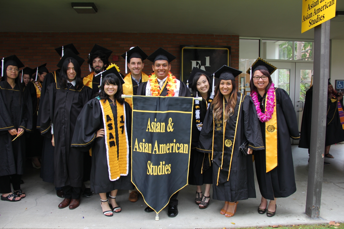 Class of 2017 AAAS Graduating Seniors
