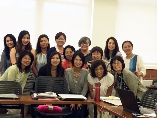 Japanese Heritage Language Workshop presented by AAAS Japanese Faculty, Aug 2 - 7, 2017