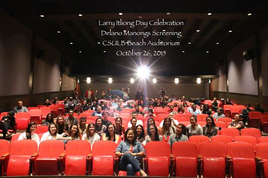 The Delano Manongs Film Screening