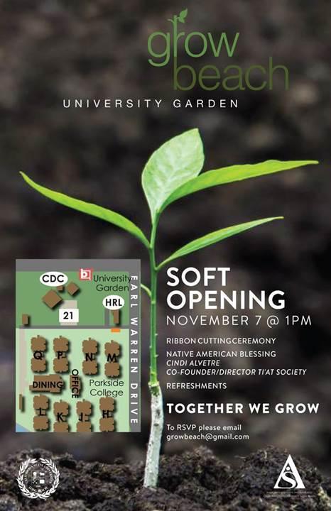 GB Soft Opening