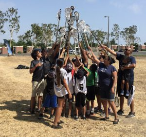Lacrosse at Puvungna