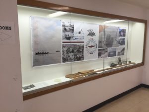 Display of Tiat Restoration in Fine Arts Building 4
