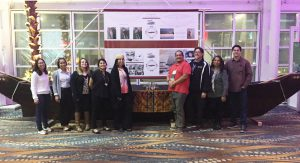 CSULB American Indian Student Presenters at the 2016 SACNUS Conference with AIS Faculty