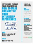 internship-panel_-cla-internship-fridays_fall-2016