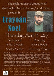 Viramontes.Lecture.Urayoan.Noel.Flyer 4.13.17
