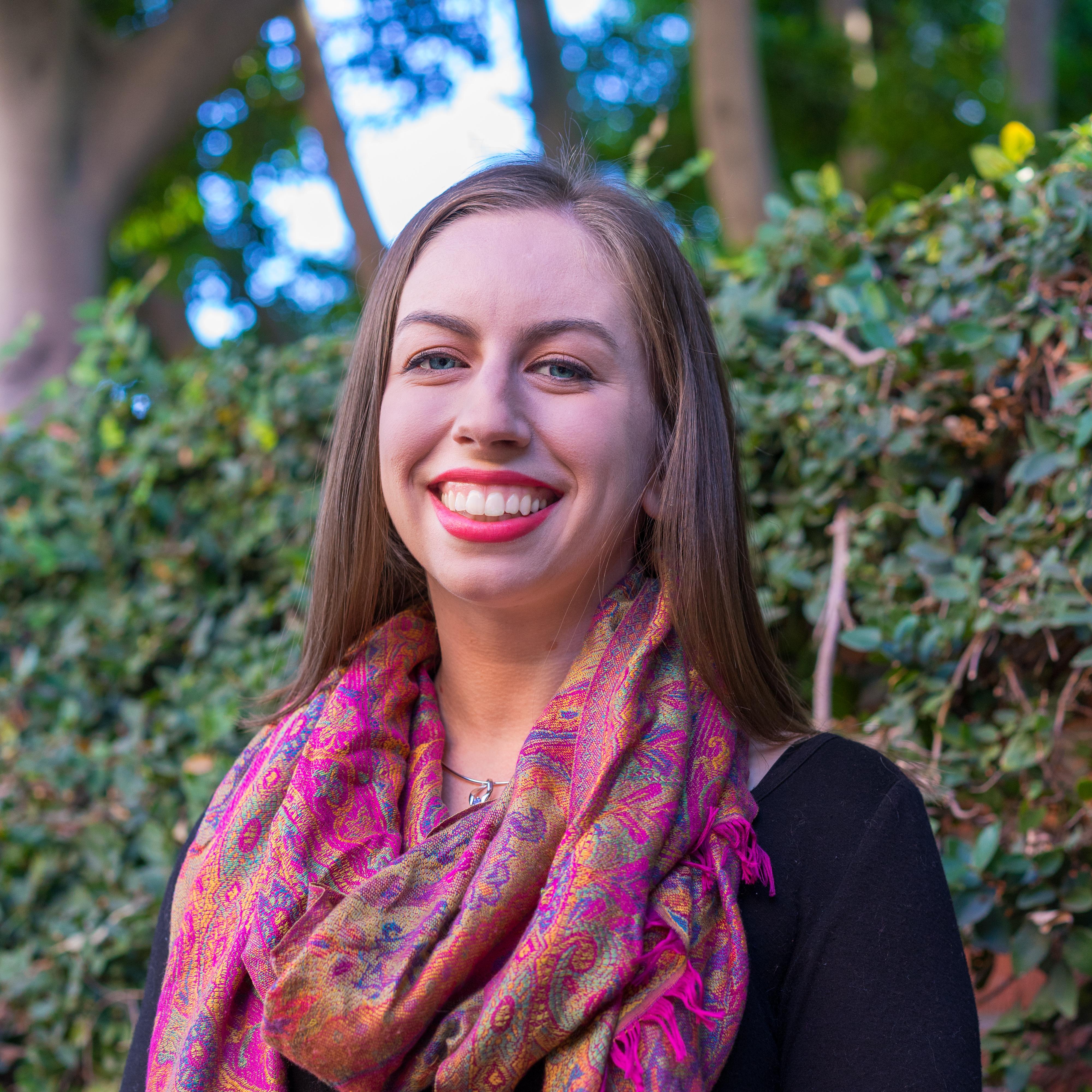 Staff Headshot Nicole Torres