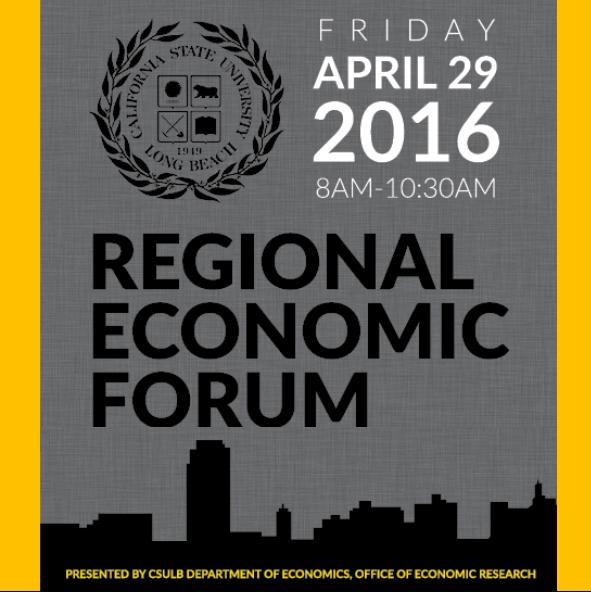 2016 Regional Economic Forum