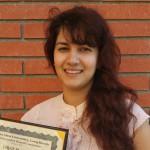 Economics Master's Student Wins CSU Research Competition