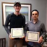 Master's Students Win CSULB Research Competition