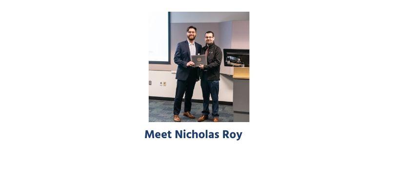 Nicholas Roy's Banner