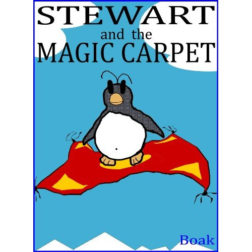 Stewart and the Magic Carpet (Boak 2012)