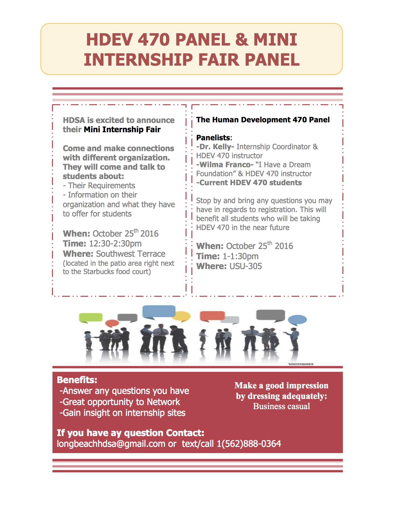 470-panel-and-mini-internship-panel-flyer