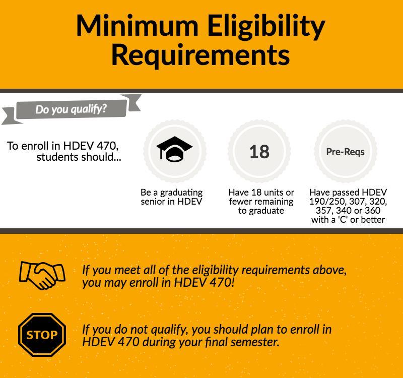Eligibility S17