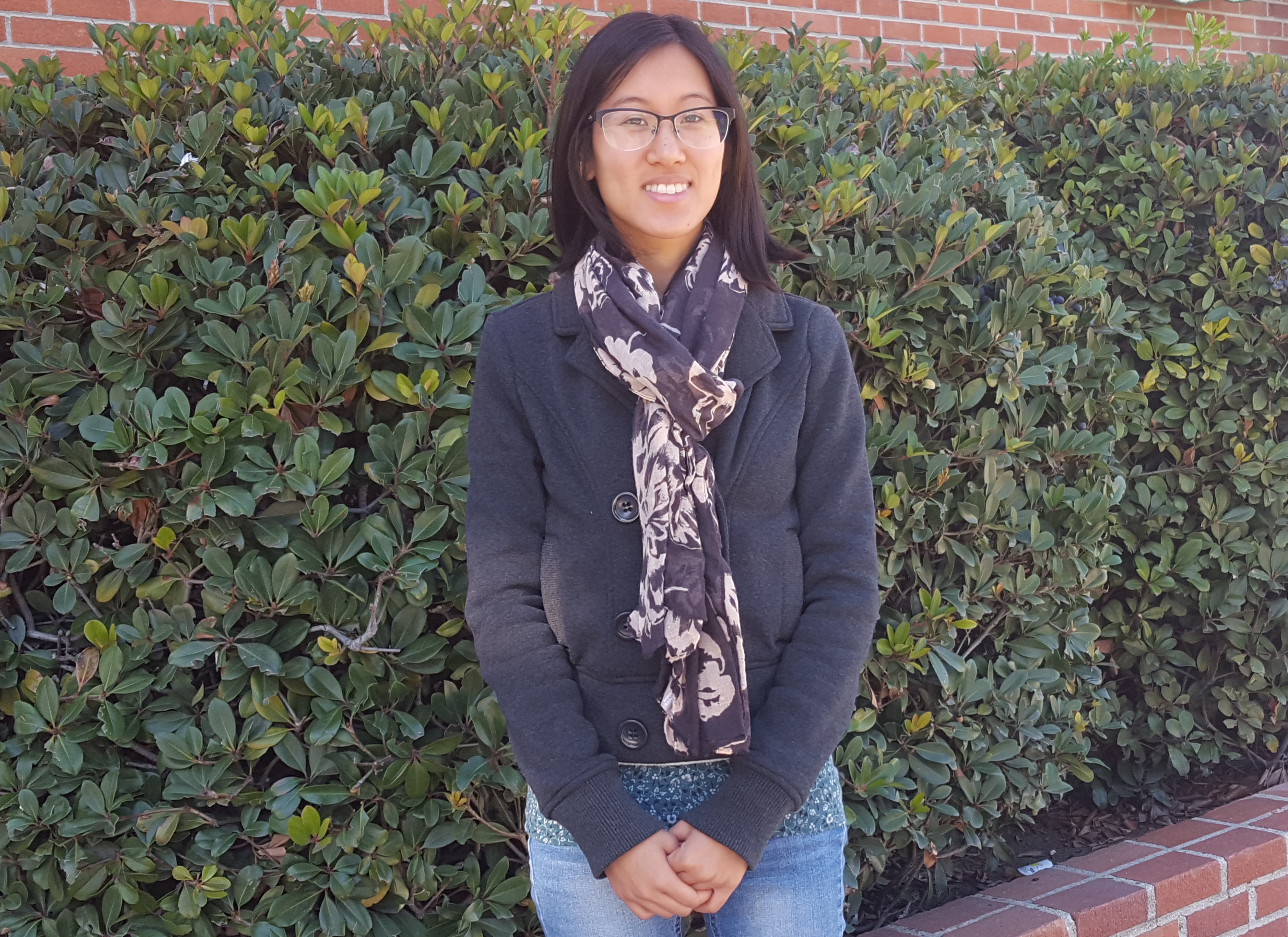 Jenie Pham is the November awardee for HDEV Student of the Month! Click on the photo to learn more.