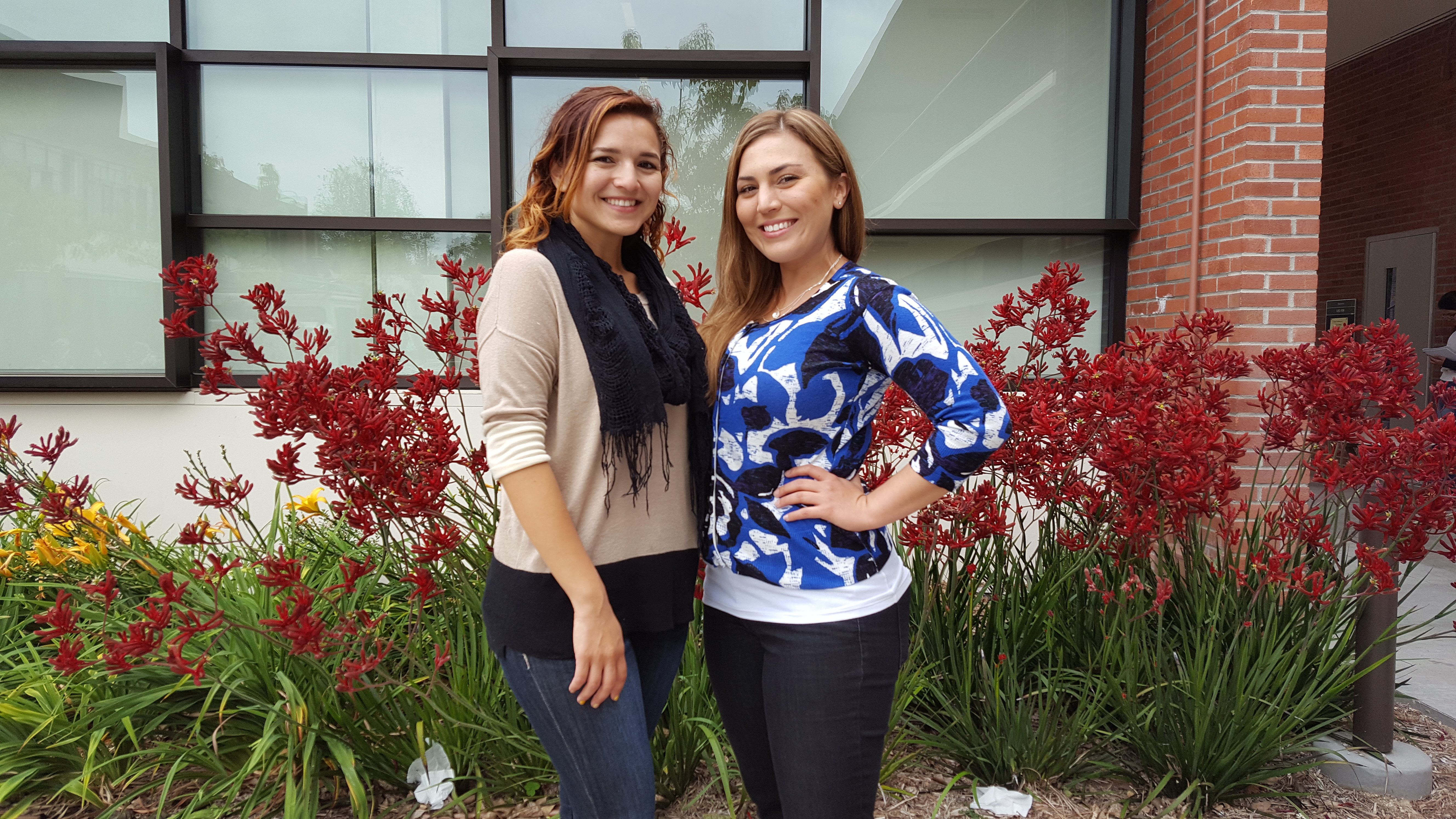 Nadine Ruiz and Heather Teeter are the co-awardees for HDEV Student of the Month! Click on the photo to read more.