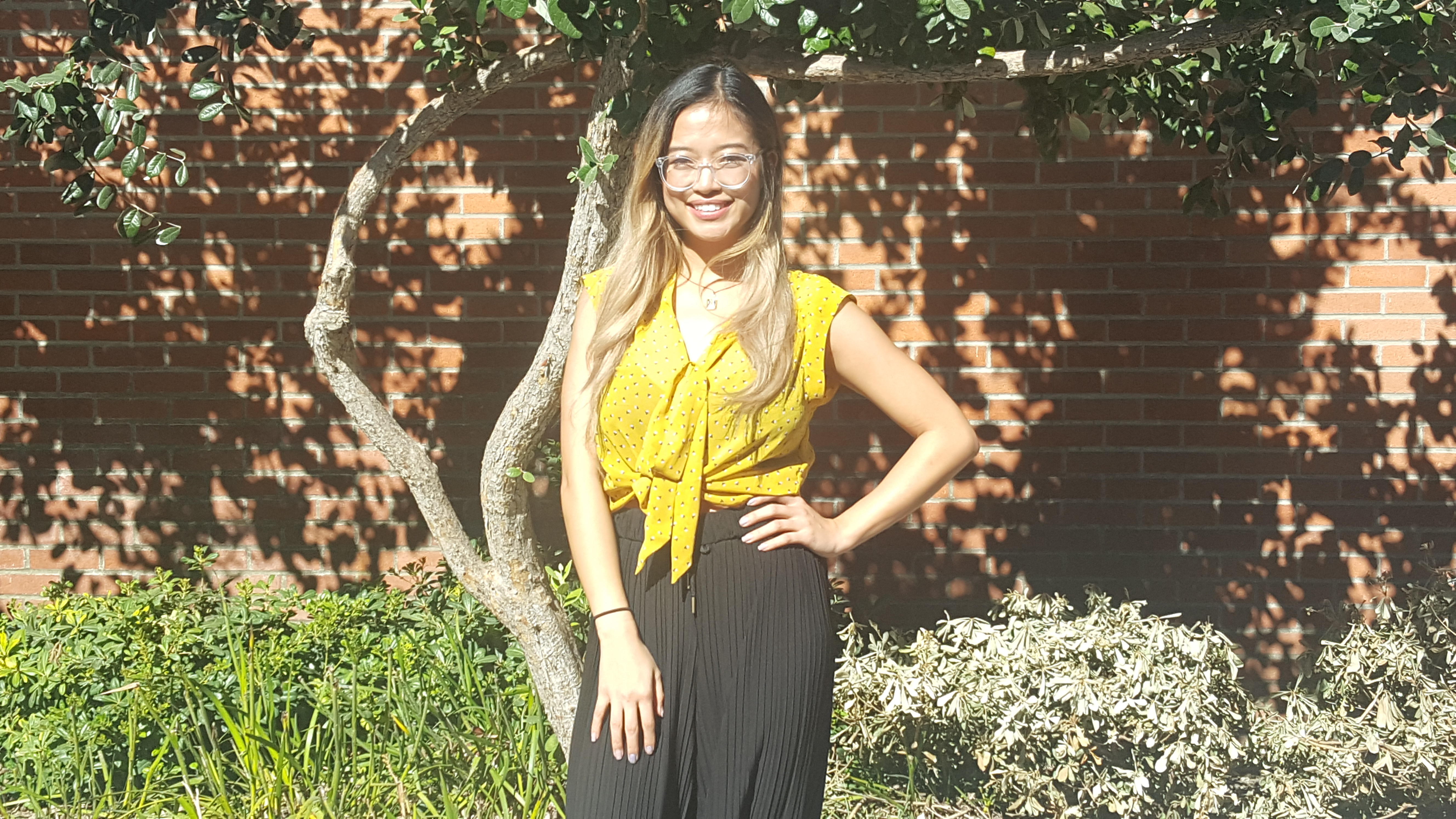 Dalena Pham is the October awardee for Student of the Month! Click on the photo to learn more.