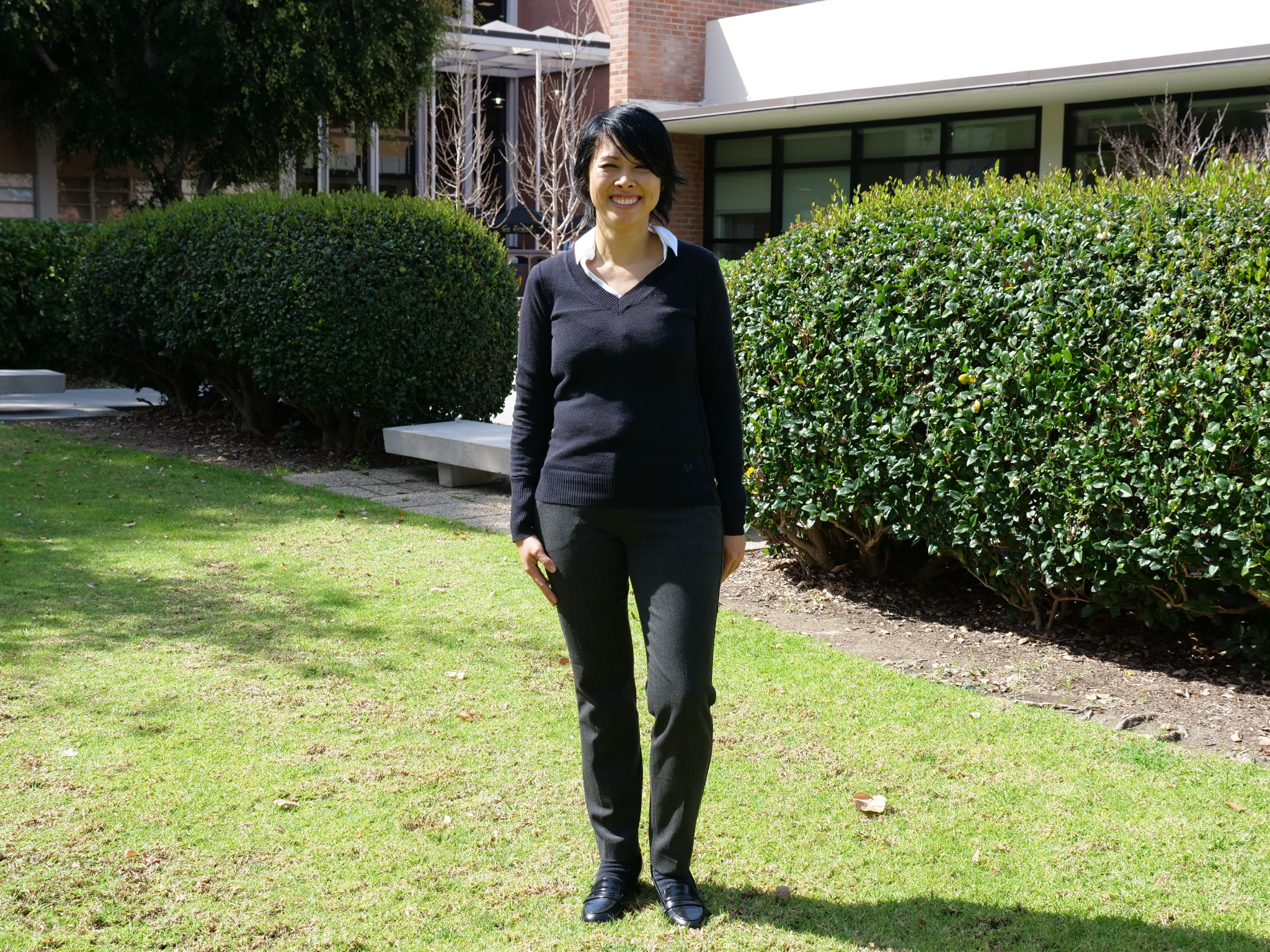 Student Spotlight: Tyemi (Emi) Lee - Click on the photo to learn more.