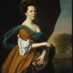 Portrait of Elizabeth Murray