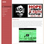 "Student Work: ""AIDS in the 1980s"" Introduction"