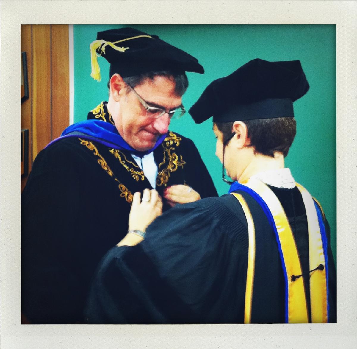 History Graduation