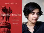 Ananya Vajpeyi Book and Photo Image
