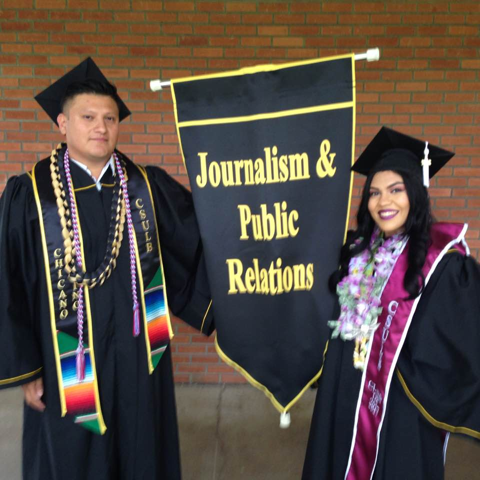 Commencement 2017 - Journalism