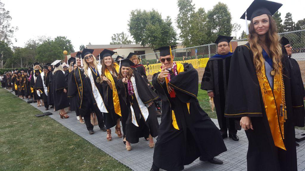 2018 Journalism Graduates