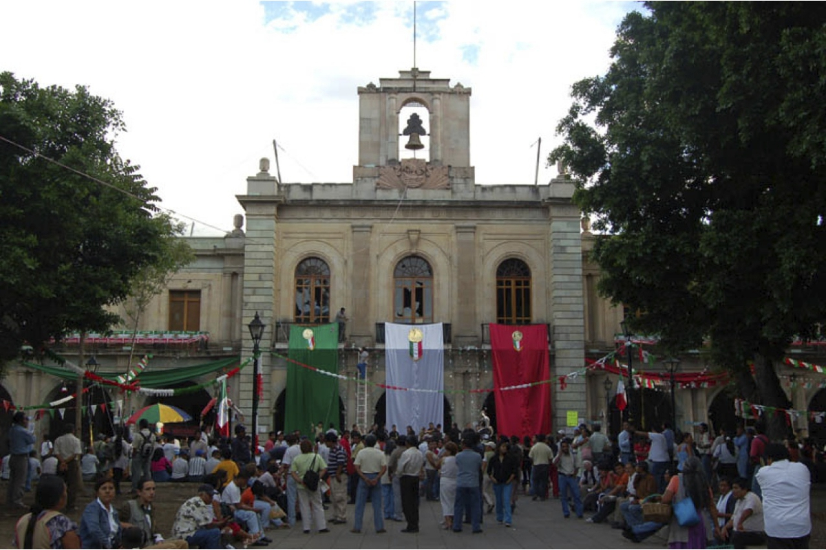Image of Zocalo