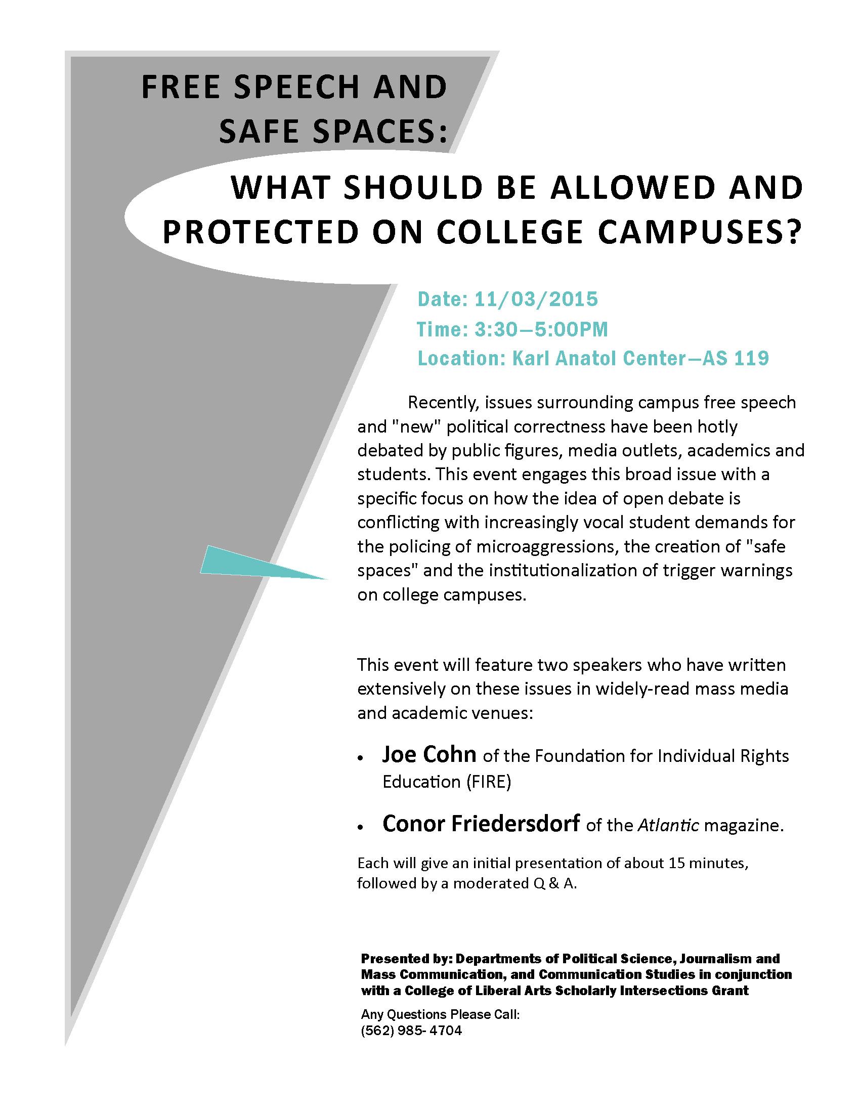 Free Speech Flyer v.2