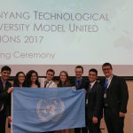 CSULB Model UN Delegates Return from Singapore with Awards
