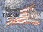 Teach In 2- Fascism Flyer