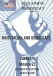 Teach #3 Mass Media Flyer