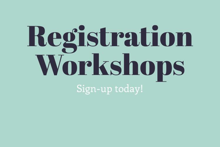 Registration Workshop Thumbnail