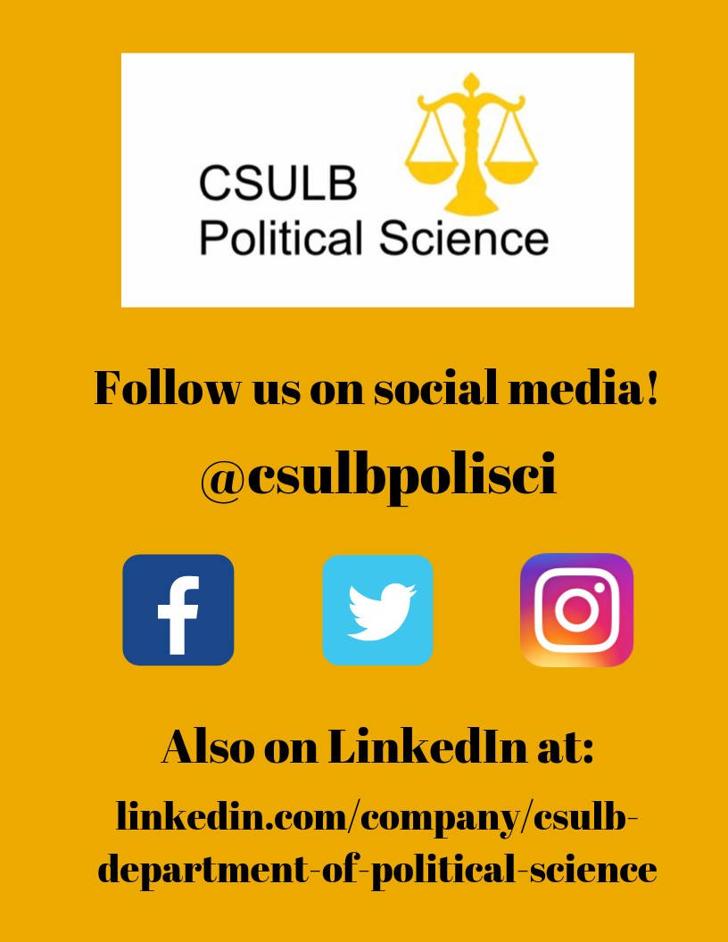 Follow Polisci on Social Media