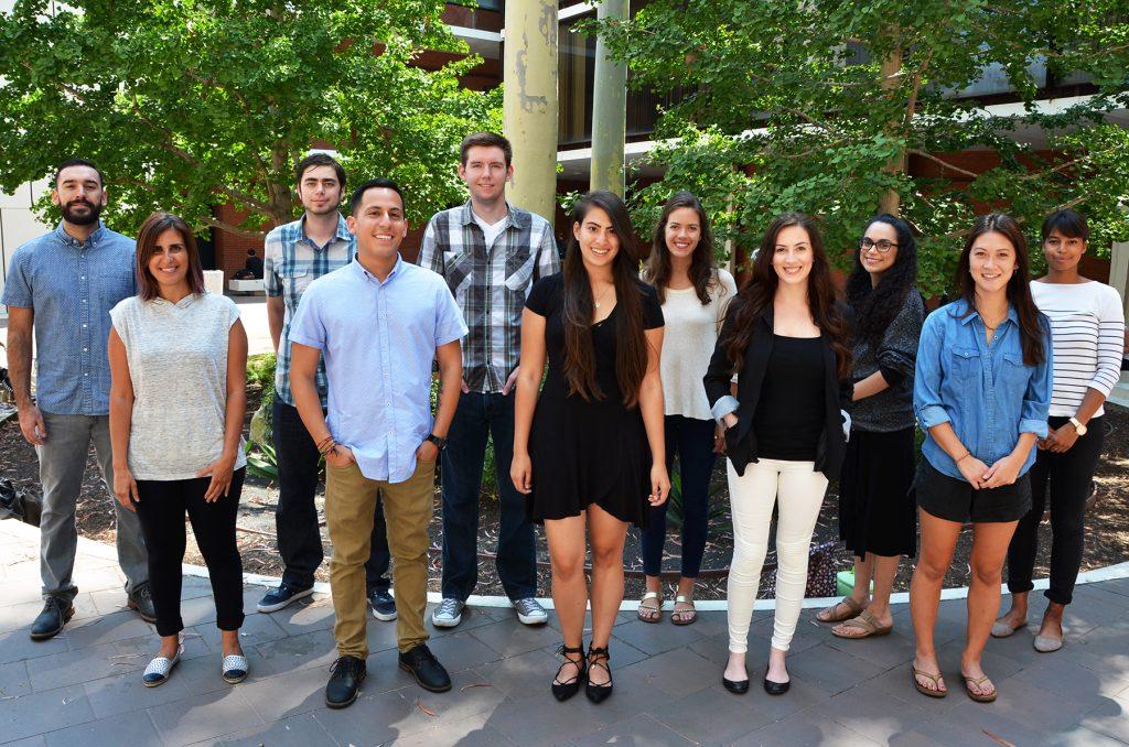 MSIO 2016 Students