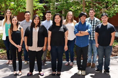 MSIO 2015 Students