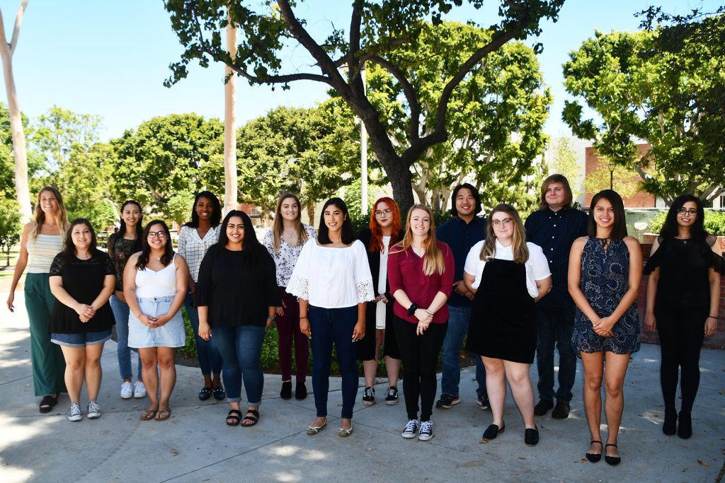 MAPR Fall and Spring 2019 Students