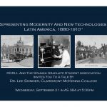 Representing Modernity And New Technologies In Latin America, 1880-1910