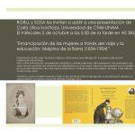 Emancipación de las mujeres a través del viaje y la educación: Maipina de la Barra (1834-1904)