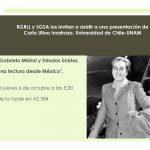 Gabriela Mistral y Estados Unidos,una lectura desde México