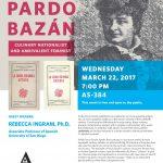 Emilia Pardo Bazán: Culinary Nationalist and Ambivalent Feminist