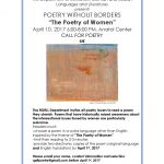 RGRLL: POETRY WITHOUT BORDERS