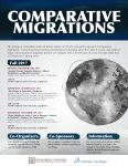 Comparative Migrations Lecture Series F17