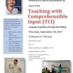 Teaching with Comprehensible Input with Jason Fritze