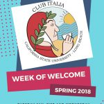 Club Italia Week of Welcome